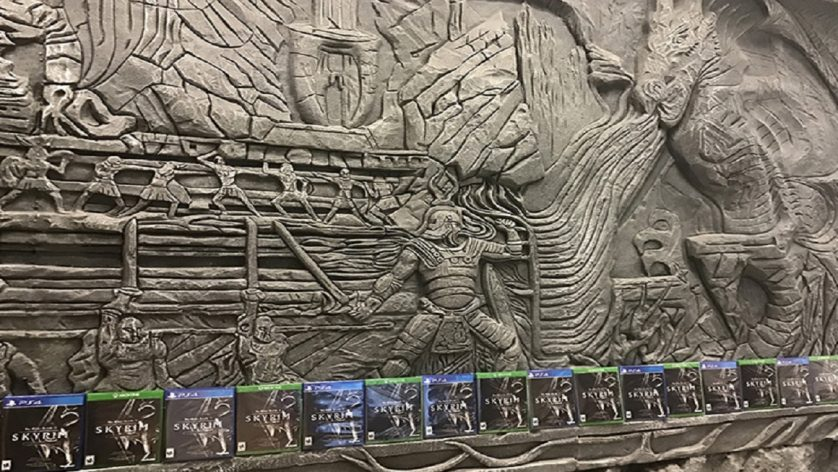 The Elder Scrolls V Skyrim Special Edition Goes Gold