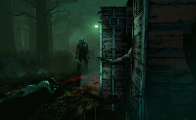Multiplayer Horror Game Dead By Daylight Is Coming To Ps4