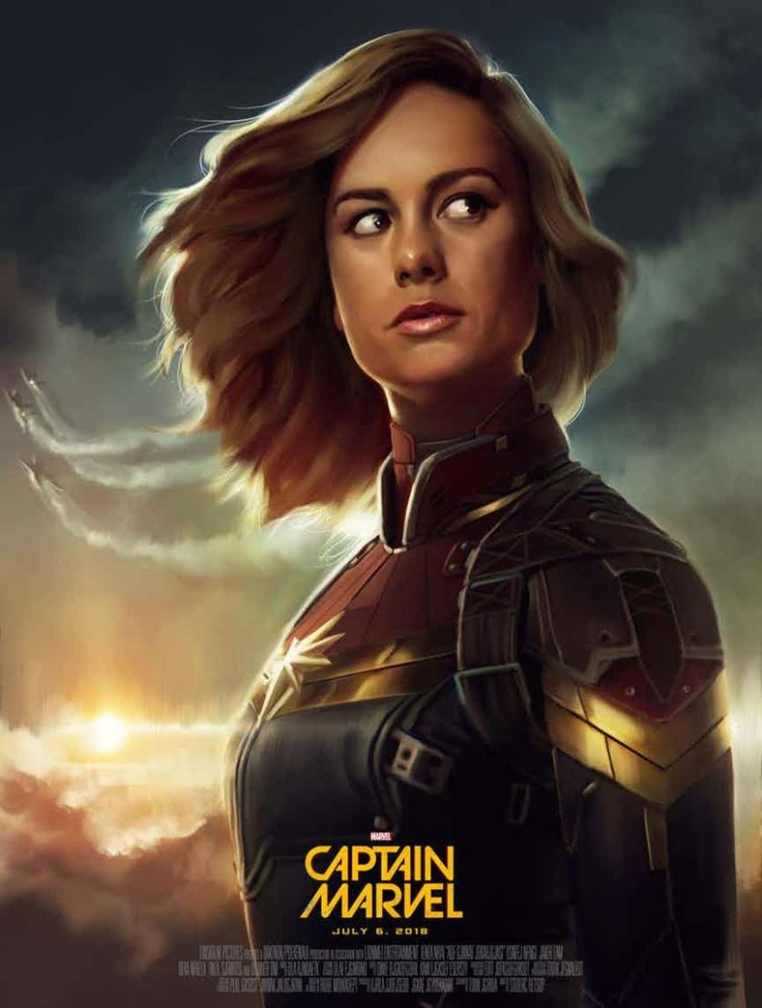 Captain Marvel Directors Announced & Costume Revealed! Geek