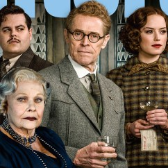 Agatha Sofa Reviews Ikea Embly Instructions Trailer Of The Day: Murder On Orient Express – Views ...