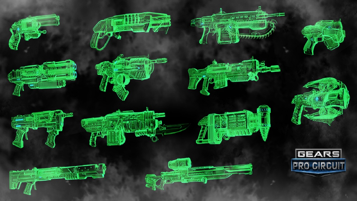 Gears Of War 4s New Emerald Phantom Skins Must Be Earned EGMNOW