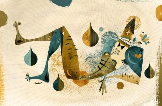 A distinctive style, richness and depth of colours from Alberto Cerriteno