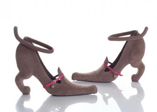 Amazing footwear from Kobi Levi