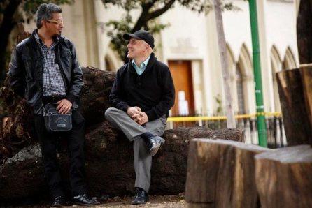 Carlos Ardila y Gonzalo Ruiz