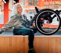 Medallista paralímpica sale del armario