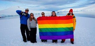 El matrimonio igualitario llegará a la Antártida