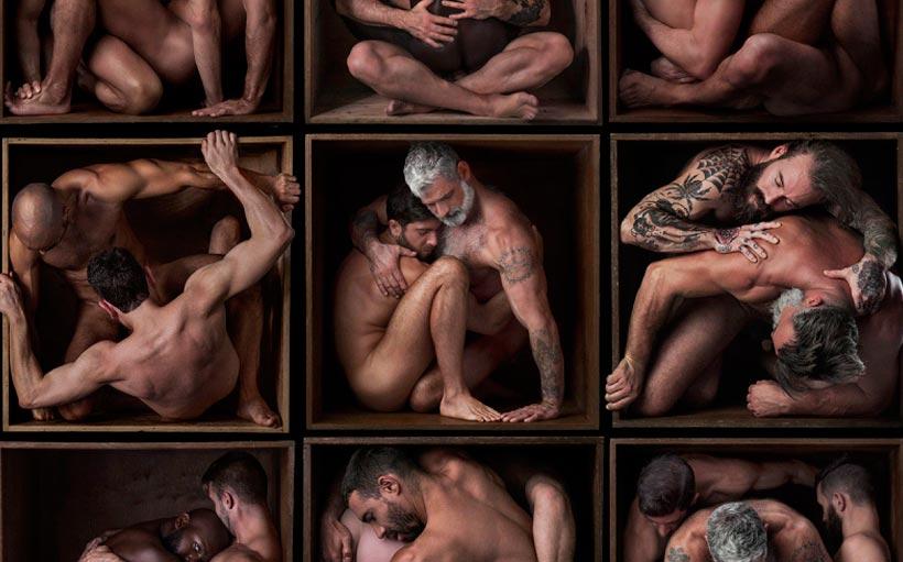 The Box, experiencias humanas de auto-descubrimiento