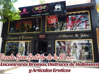 Articulos eróticos Medellín