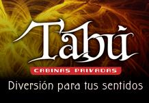 Tabú Cabinas Privadas Medellín