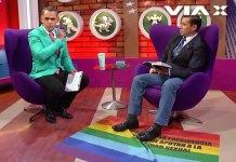 Pastor evangélico violenta a conductor homosexual durante programa
