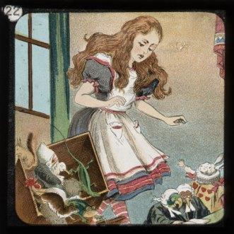Alice Sihirli Fenerde 22