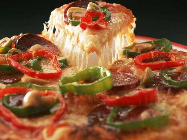 Pizza a Portuguesa - Foto: Divulgação
