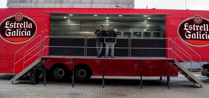 Claudio Novellino (esq) e Marcus Moitas (dir) comandam o gigante - Foto: Divulgação