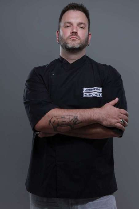 Chef_Jimmy Mcmanis - Foto: Divulgação