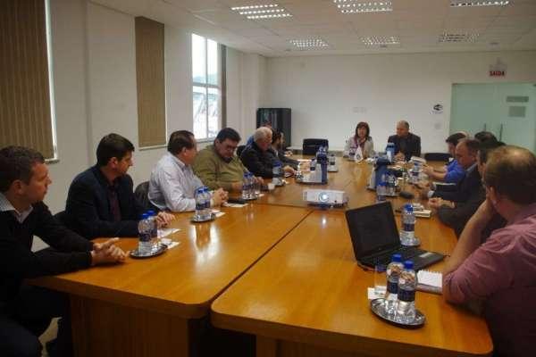 Associações empresariais do Vale do Itajaí - Foto Divulgação