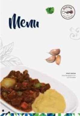 Pratos especiais integram o cardápio da Azul. Foto: Divulgação
