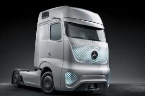 mercedes-benz-future-truck-2025-front-three-quarters-with-grille-lights Title category