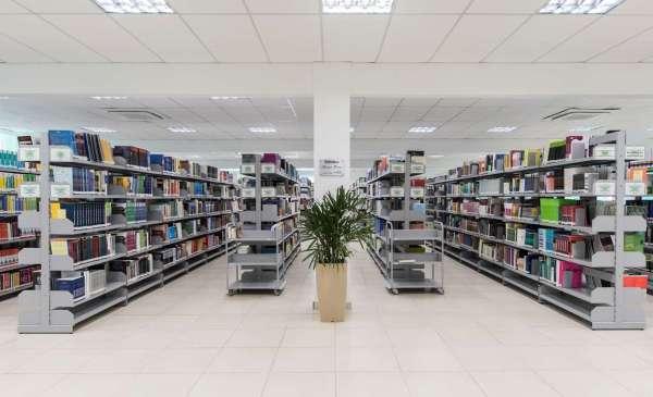 Biblioteca Faculdade Avantis - Foto: Divulgação