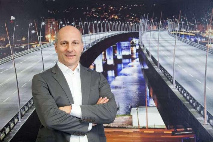 Gilberto Vieira Filho, presidente e engenheiro da Quantum Engenharia