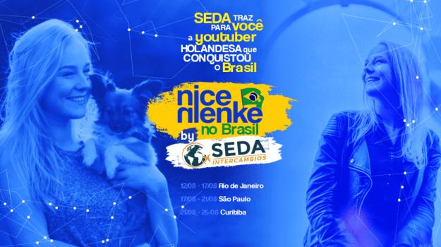 Nienke - SedaCollege - Foto: Divulgação