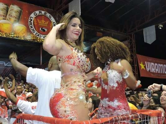 Raissa Machado e Luana Bandeira