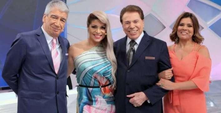 Foto: Reprodução internet - Programa Silvio Santos SBT