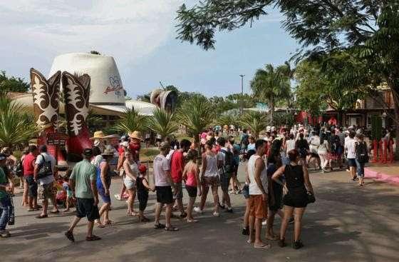 Beto Carrero World é um dos parques mais bem avaliados do mundo - Foto: Divulgação
