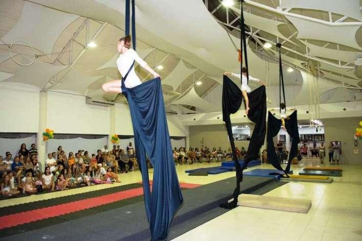 Apresentação de Circo - Foto: Divulgação