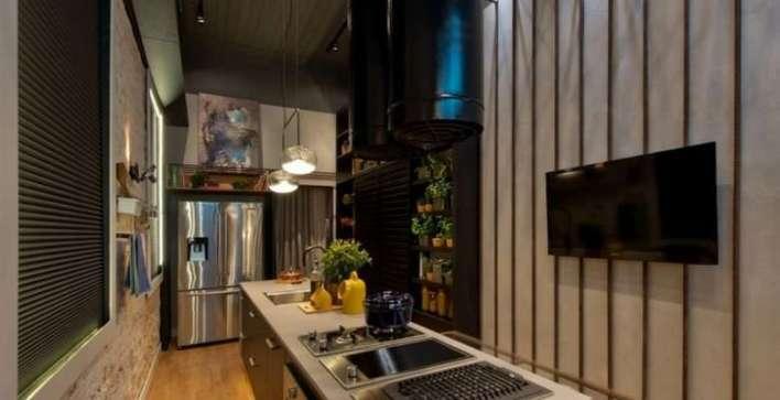Cozinha Dois Mundos - Foto Lio Simas