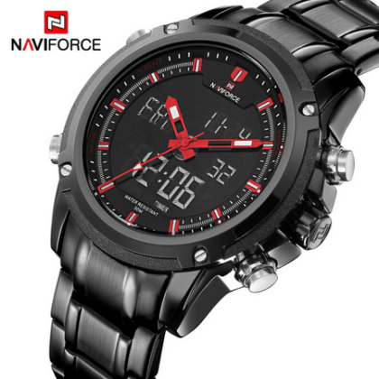 Luxury Brand NAVIFORCE 9050 Men's