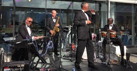 Calgary Wedding Band