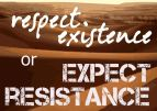 Expect Resistance