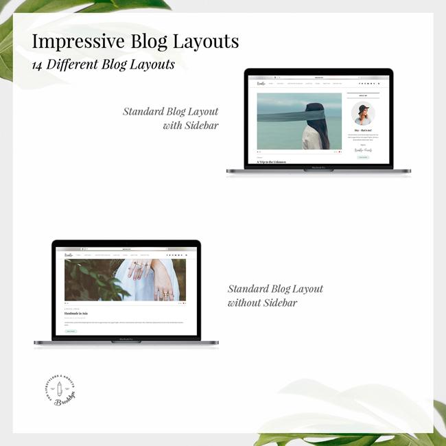 Bklyn - WordPress Blog Theme - 9