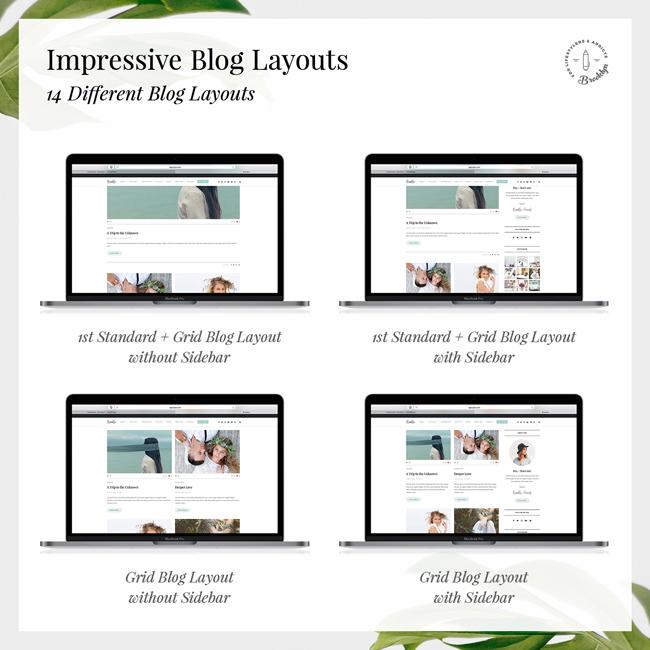 Bklyn - WordPress Blog Theme - 10