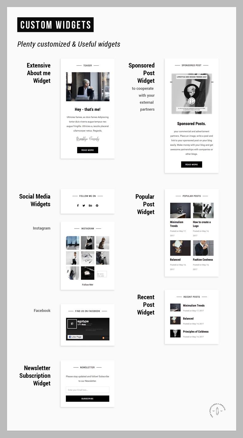 Purism - WordPress Blog Theme - 21