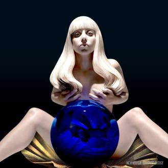 Lady Gaga by Jeff Koons