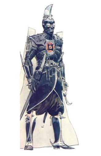 Another Sardaukar warrior of the empire