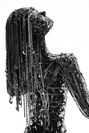Emotionally-charged-scrap-metal-sculpture-by-Karen-Cusolito1-600x899