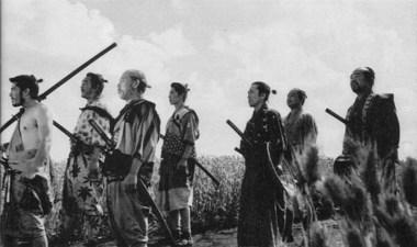 Seven Samurai Groupe Emotion