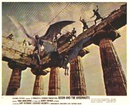 Temple of Hera, Jason and the Argonauts