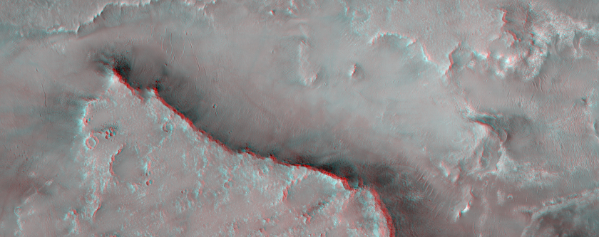 Mars-Northeast Syrtis Major Planum Lava and Hydrated Minerals