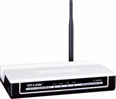 access point tp link TL WA500G