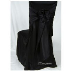 Scuba Chair Covers Wholesale Rocking Chairs On Porch Egpres Black Wrinkle Free Square Cover