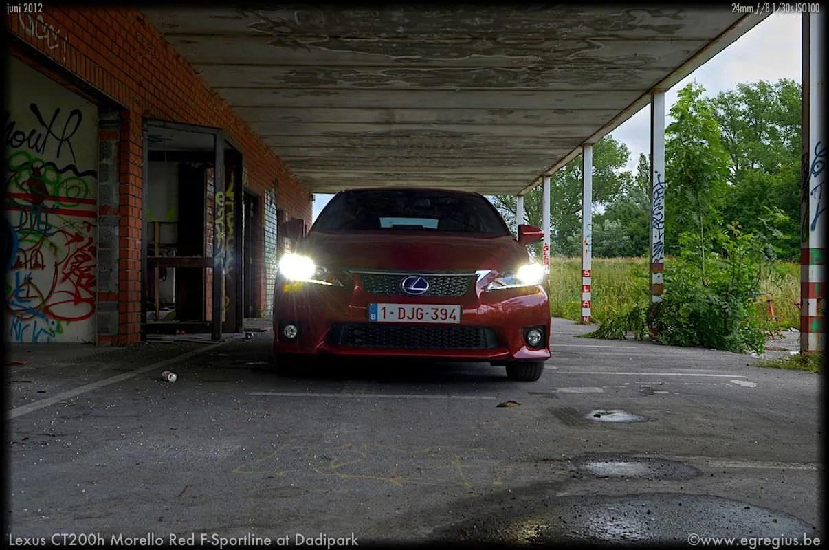 Lexus CT200h 6