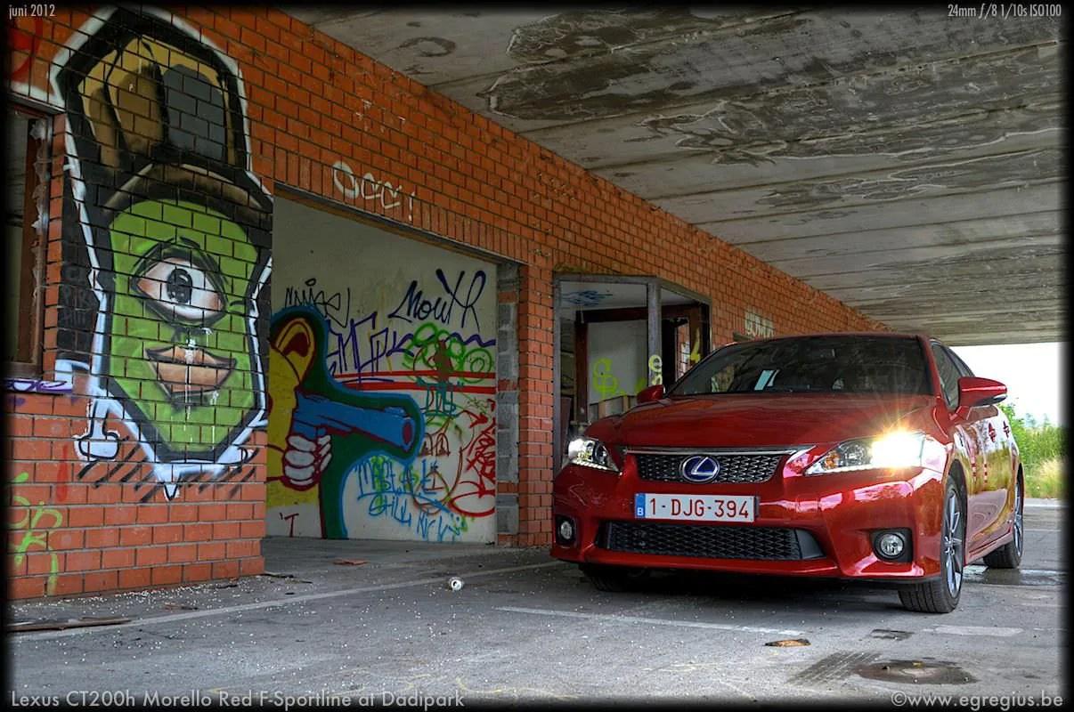 Lexus CT200h 7