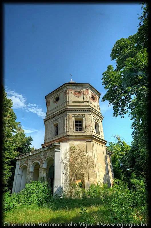 Chiesa della Madonna delle Vigne 4