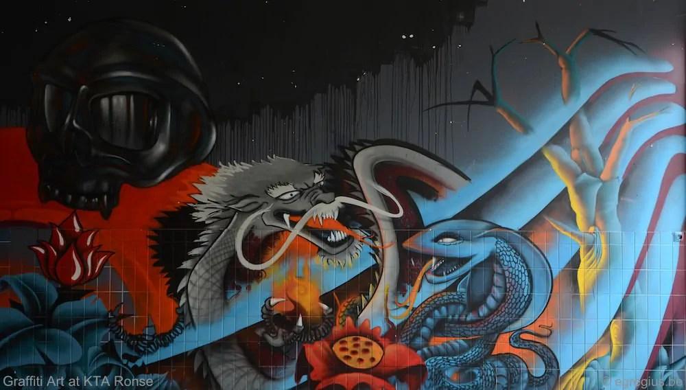 Graffiti Art 9