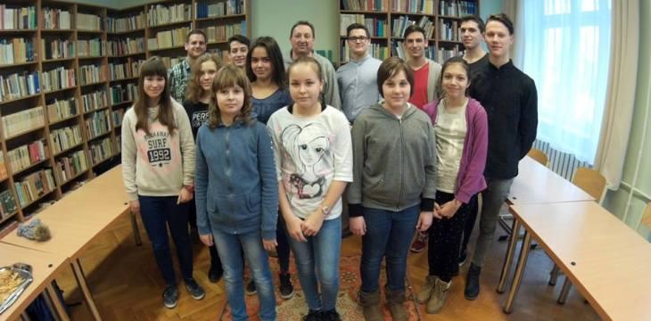 Diákönkormányzat-hírek