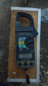 Tang Ampere Peralatan Kerja AC