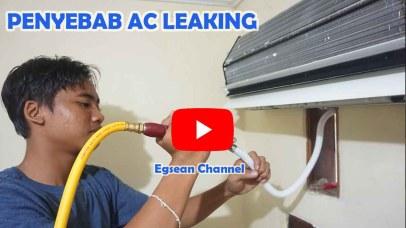 Cara Mengatasi Air Menetes pada Indoor AC Split